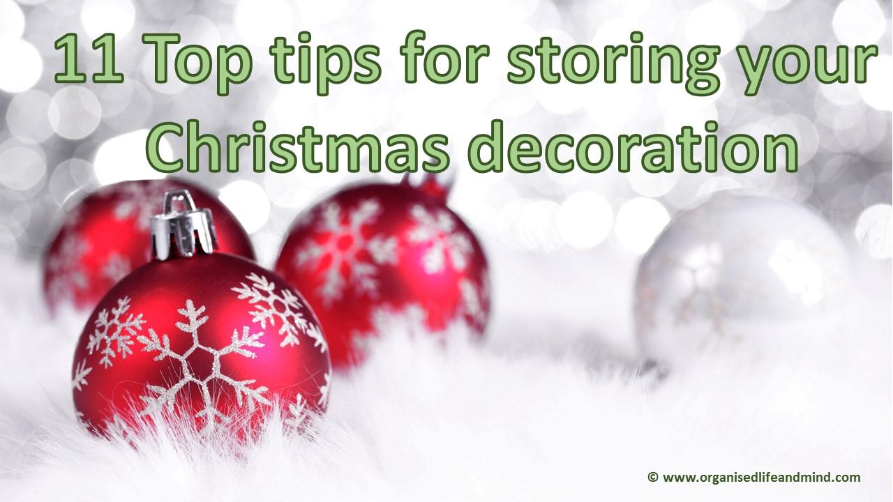 Christmas Storage Header 2