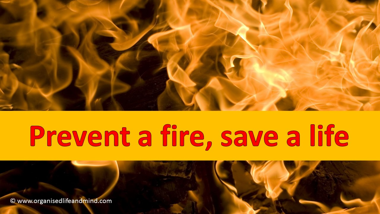 how this knowledge can assist in stopping fires