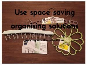 Wardrobe cleaning hangers scarves belts