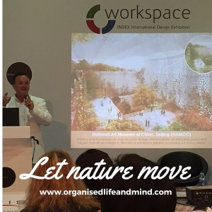 Let nature move productivity interior design trends