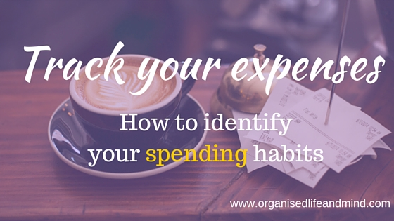 Track your expenses