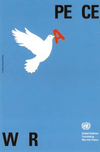 Saturday quote war peace