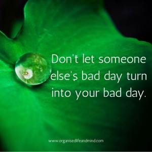 Saturday quote: Bad day