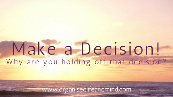 Make a Decision!
