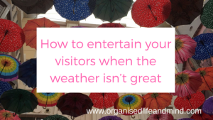 How to entertain your visitors
