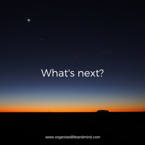 What's next quit