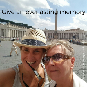 Give an everlasting memory birthday experience