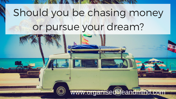 Should you be chasing dream