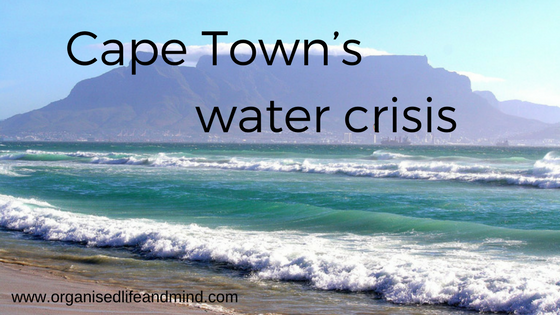 Cape Town's water crisis