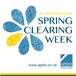Spring Clearing Cleaning Week 2018
