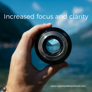 Increased focus and clarity Ramadan another week