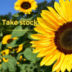 Take stock August is for celebrations