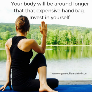 Your body will be around