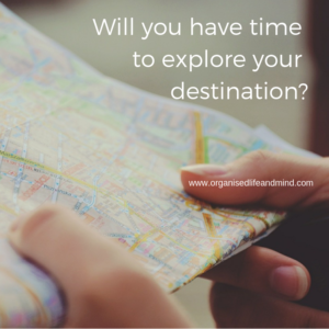 Will you have time to explore your destination during your business trip