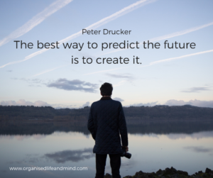 Predict the future Saturday quote