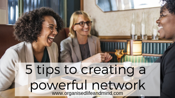 5 tips powerful network
