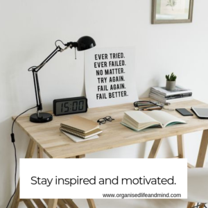 Stay inspired Facebook groups