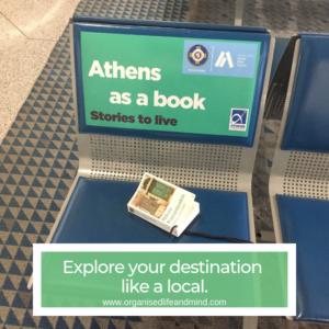 Explore your destination travel hack