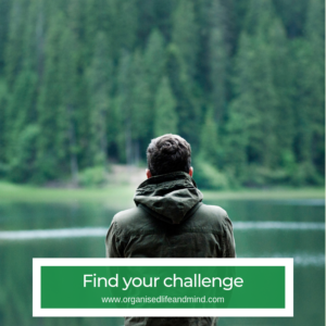 Ramadan Kareem find your challenge