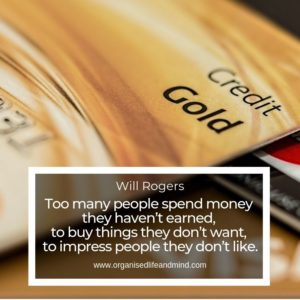 0 Spend money not earned Saturday quote