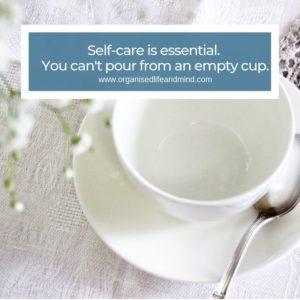 Self care help
