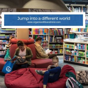 Jump into a different world public library