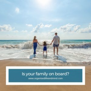 Family expat assignment