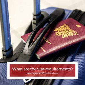Visa expat assignment