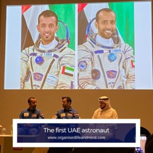 First UAE Astronaut