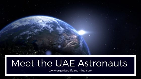 Meet the UAE astronauts