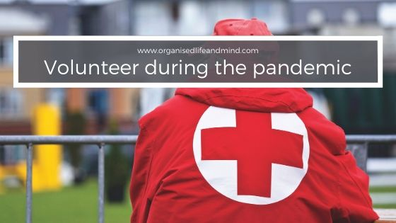 Volunteer during the pandemic