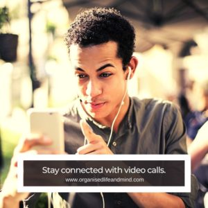 Stay connect with video calls