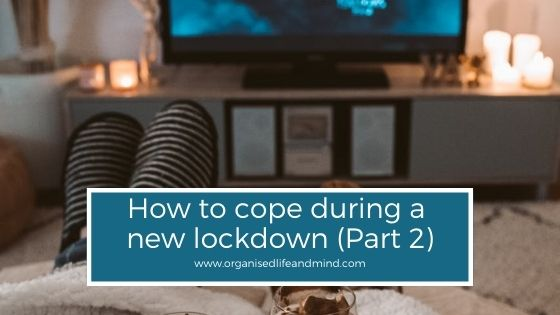 Cope in a new lockdown 2