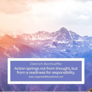 Spring into action quote